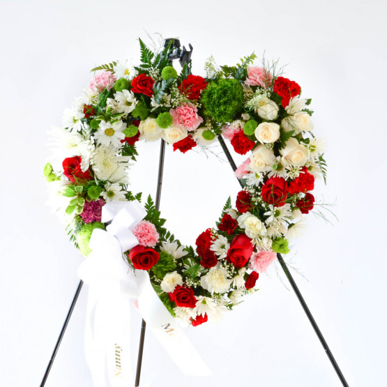 Tribute to Forever Wreath