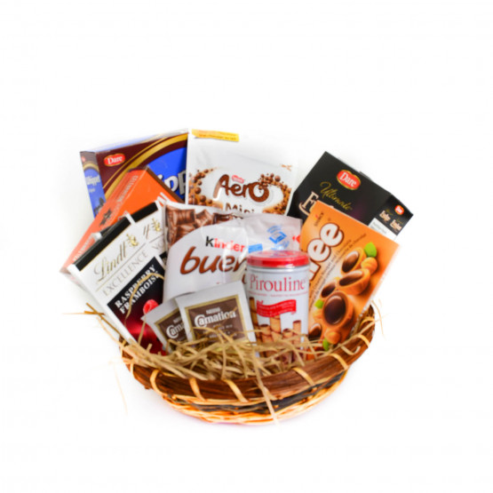Sweet Tooth Gift Basket