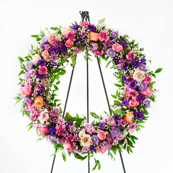 Now and Forever Wreath